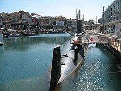 Genova-Sottomarino Nazario Sauro (8).JPG