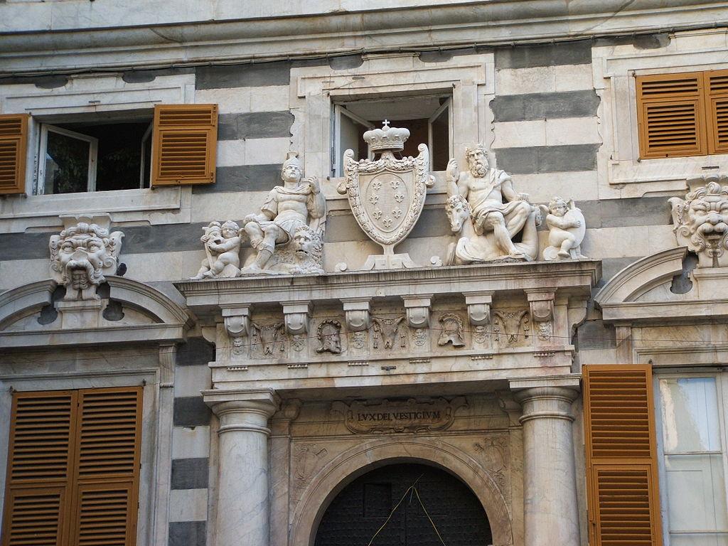 Palazzo Sinibaldo Fieschi à Gênes - Photo de Twice25 & Rinina25