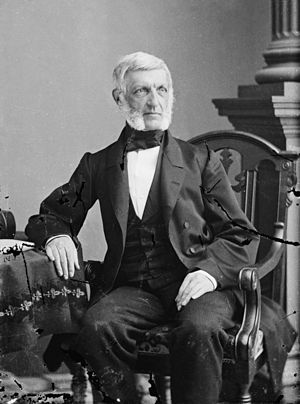 Historiography of the United States - George Bancroft United States Secretary of Navy c. 1860