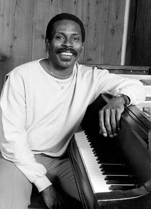 George Cables - George Cables in 1984