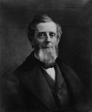 George Palmer Putnam - Portrait of Putnam by Platt Powell Ryder (1872)