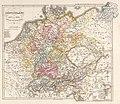 Germany from 1495 to 1618 (Spruner, 1854).jpg