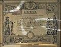 Gesellenbrief der Zimmermann Zunft aus dem Jahr 1922.jpg