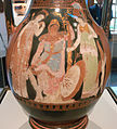 Getty Villa - Storage jar with the Judgment of Paris (detail) - inv. 83.AE.10.jpg