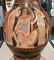 Getty Villa - Storage jar with the Judgment of Paris (detail) - inv. 83.AE.10.jpg
