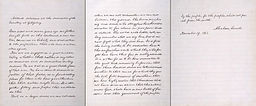 Gettysburg Address Bliss copy