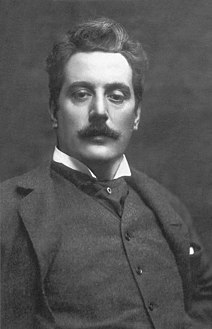 Giacomo Puccini 19th and 20th-century Italian opera composer
