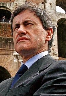 Gianni Alemanno Italian politician