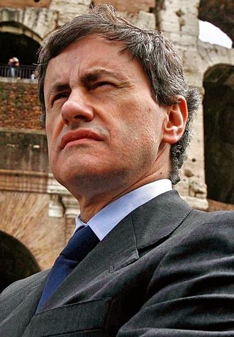 Mayor of Rome - Image: Gianni Alemanno crop