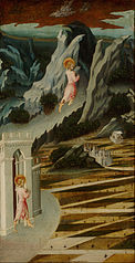 Saint John the Baptist Entering the Wilderness