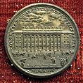 Giovanni hamerani, medaglia di innocenzo XII, 1696, dogana di terra di piazza di pietra, arg.JPG
