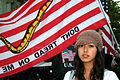 Girl in front of flag.jpg