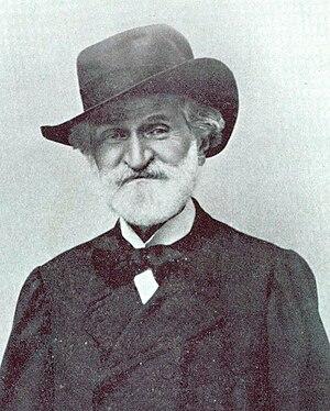Il più grande italiano di tutti i tempi -  Giuseppe Verdi, runner-up
