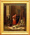 Giuseppe battista bellucci, morte di alessandro de' medici, bozzetto, 1864-65 ca.jpg