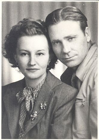 Clyde Lamb - Gladys and Clyde