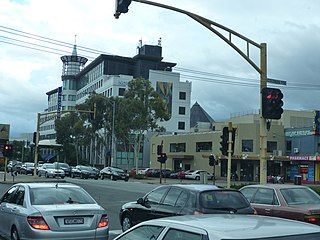 Glen Waverley, Victoria Suburb of Melbourne, Victoria, Australia