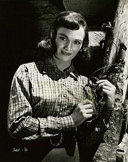 Gloria Talbott American actress