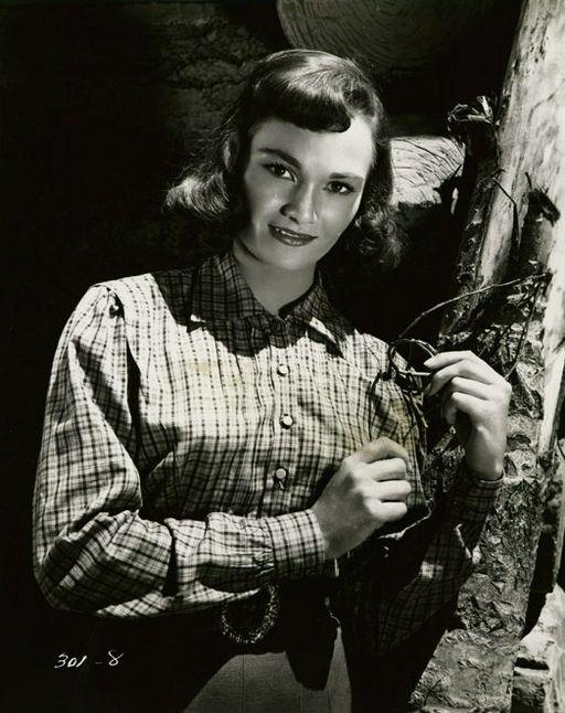 Gloria Talbott in Northern Patrol