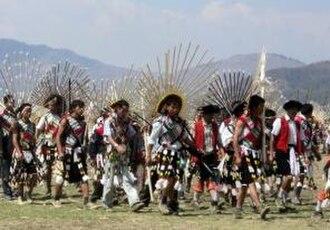 Poumai Naga - Glory Day celebration of the Poumai Naga