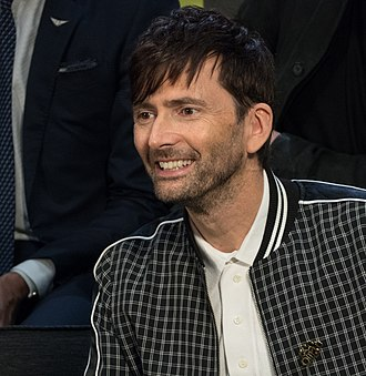 David Tennant - Tennant in October 2018