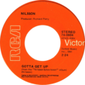 Gotta Get Up by Harry Nilsson Side-B US vinyl.png