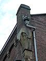 Goudsche lichtfabriek. Hoge Gouwe 189 in Gouda (4) Hoek detail.jpg