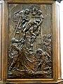 Gournay-en-Bray (76), collégiale St-Hildevert, croisée du transept, bas-relief - Descente de Croix, XVIIIe siècle 2.jpg