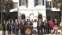 File:Governor Nikki Haley announces Volvo Cars selects South Carolina for first American plant.webm