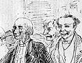 Governor Philip Wodehouse and staff - Squib cartoon - 1869.jpg