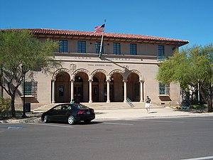 United States Post Office–Yuma Main - Image: Gowan Company Building Yuma Arizona