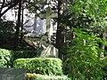Grab Feodora Fürstin zu Hohenlohe Langenburg, geb. Prinzessin von Leiningen 1807-1872 , Ansicht Skulptur.JPG