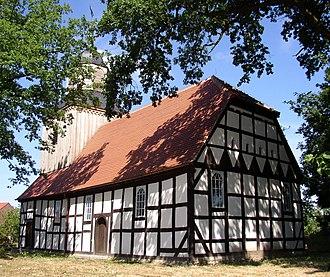 Heiligengrabe - Church in Grabow