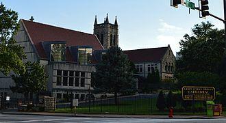 Grace and Holy Trinity Cathedral (Kansas City, Missouri) - Image: Grace and Holy Trinity Cathedral Kansas City
