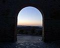 Gradara at sunset - Arch.jpg