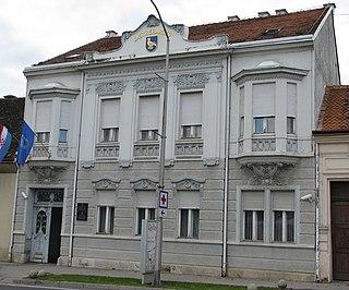 Jastrebarsko Town in Zagreb, Croatia