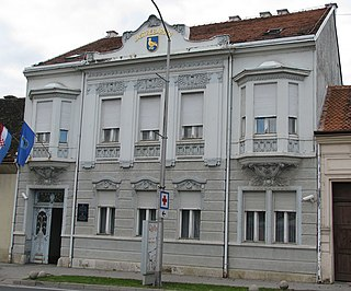 Town in Zagreb, Croatia