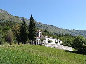 Gran Monte, Monteaperta