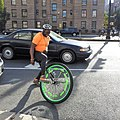 Grand Concourse unicyclist jeh.jpg
