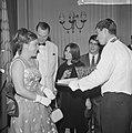Grand Gala du Disque populier in Kurhaus te Scheveningen Ester Ofarim en echtgen, Bestanddeelnr 915-6278.jpg