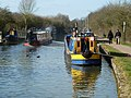 Grand Union Canal. Not frozen - panoramio.jpg