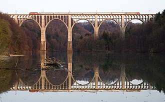 Granges-Paccot - Grandfey bridge near Granges-Paccot