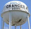 Granger Iowa 20090607 Cold Water Tower Closeup.JPG