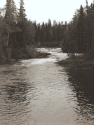 Grass River (Manitoba) - Grass River