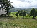 Grass terrace for the Westwood Sing, Golcar - geograph.org.uk - 876503.jpg