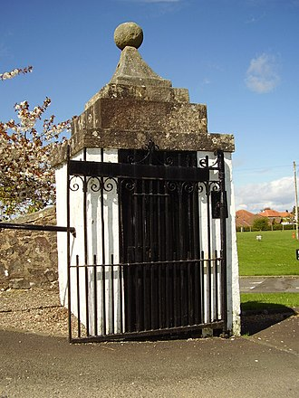 Guardhouse - Graveyard Guardhouse introduced in the 1800s to prevent body-snatching