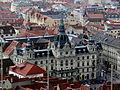 Graz Rathaus vom Schlossberg.jpg