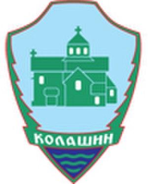 Kolašin - Image: Grbkolasin