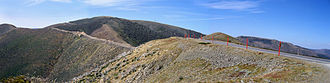Great Alpine Road - Image: Great Alpine Rd Vic Pano