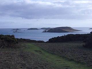 Eastern Isles island group