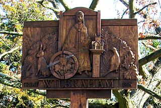 Great Wilbraham a village located in South Cambridgeshire, United Kingdom